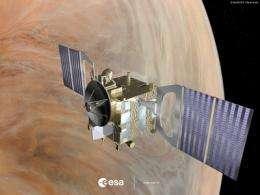 Could Venus be shifting gear?