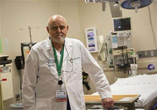Doctors target gun violence as a social disease