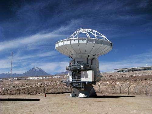 Final North American ALMA antenna delivered