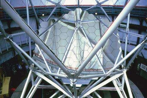Hobby-Eberly Telescope, Primary Mirror