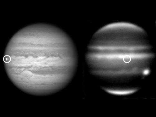 Jupiter: Turmoil from Below, Battering from Above