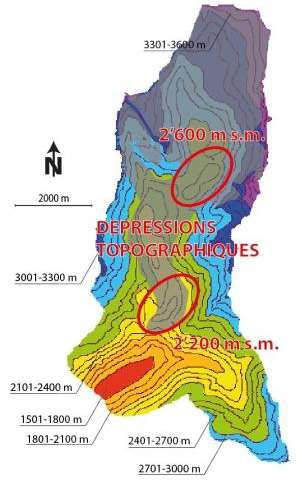 Melting glaciers key to greater reliance on hydroelectric power?