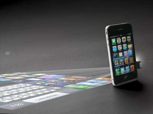 projector wala mobile