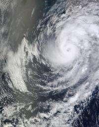 NASA sees Hurricane Bud threaten western Mexico's coast