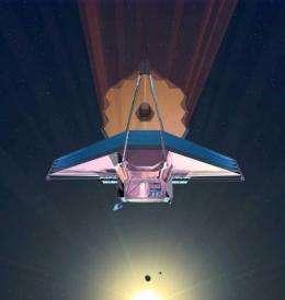 NASA's Webb Telescope flight backplane section completed