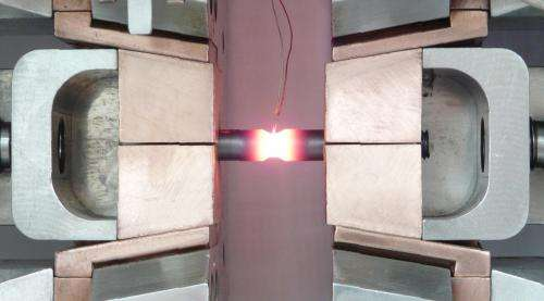 New process to prevent cold cracking in high-strength steel