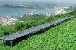 NREL helping Virgin Islands cut fuel use