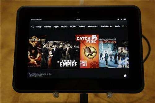 Review: Kindle Fire HD screen is a big improvement