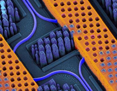 Silicon nanophotonics: Using light signals to transmit data