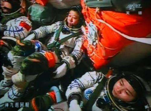 The 13-day voyage of Shenzhou-9 was China's longest-ever space mission and included the nation's first woman astronaut