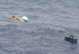 Tsunami debris survey launched northwest of Midway