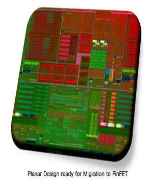Uh-oh, Intel. Globalfoundries to fast-forward into 14nm