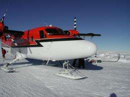 Voyage to the most isolated base on Earth