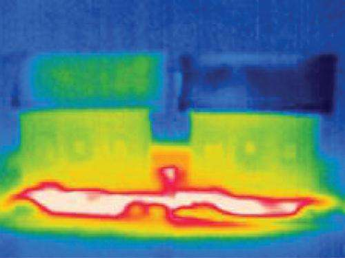 Newly developed synthetic mat could one day cool buildings