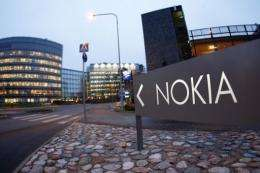 International ratings agency Moody's on Monday downgraded the long-term debt of Nokia by two notches