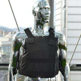 Real smart: Protective clothing with built-in A/C