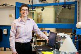 Engineers are designing, building mechanical ray