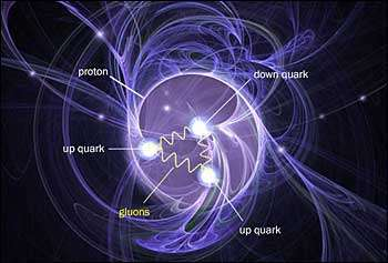 Closing in on the border between primordial plasma and ordinary matter