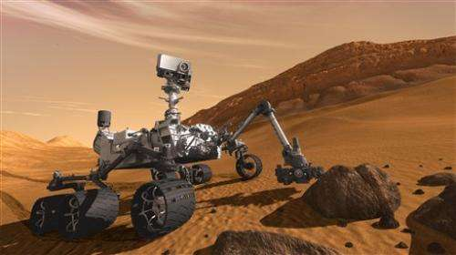 NASA's newest Mars rover faces a tricky landing