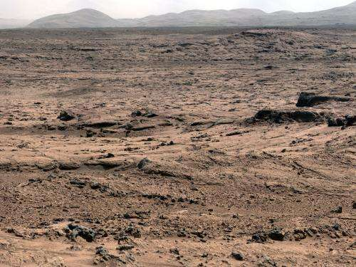 One year after launch, Curiosity rover busy on Mars