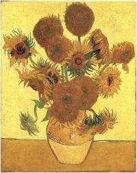 Scientists reveal genetic mutation depicted in van Gogh's sunflower paintings