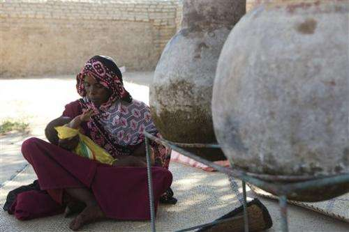 Traditions in Chad harm, kill underfed children