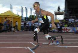 3Qs: The fastest man on no legs