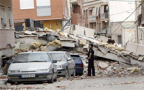 Scientists link deep wells to deadly Spain quake