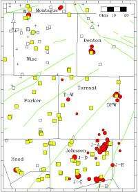 Study finds correlation between injection wells and small earthquakes