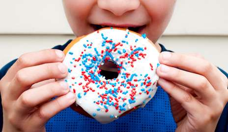 Survey shows parents support policies limiting unhealthy food marketing to children