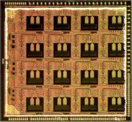 Researchers develop first silicon wafer-scale 110 ghz phased array transmitter
