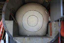 35,000 gallons of prevention: Containing a tunnel flood with an inflatable stopper