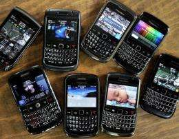 BlackBerry maker Research in Motion is now in a struggle for survival after its latest quarterly report