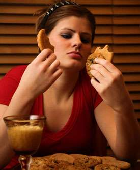 The best way to avoid overeating for the holidays? Stop dieting