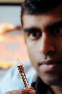 Research shows potential of microneedles to target therapeutics to the back of the eye