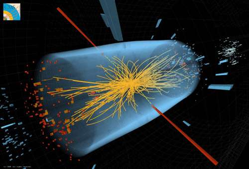 Researchers on a scientific quest to understand 'the God particle'