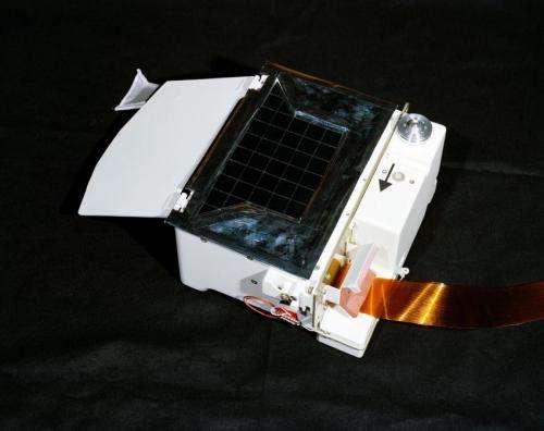 Lunar Reconnaissance Orbiter spectrometer detects helium in Moon's atmosphere
