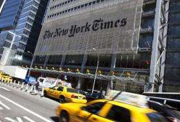 The New York Times Co. said Tuesday it would sell its stake in the jobs-listing website Indeed.com