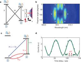 Researchers entangle a single electron spin to a single photon in a quantum dot