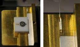 NIST shows new device could improve fiber-optic quantum data transmission