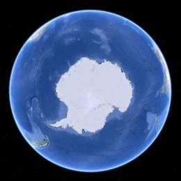 A climate window in the Southern Ocean