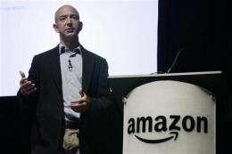 Amazon CEO plans to raise sunken Apollo 11 engines (AP)