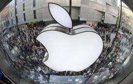 Apple juggernaut gets little investor respect (AP)