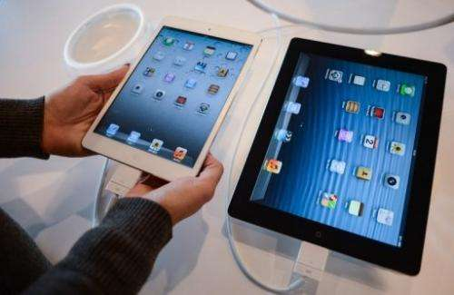 Apple tightly controls its products from the software to the hardware and even the online shop for music, books or games