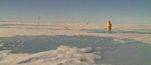 Arctic summer wind shift could affect sea ice loss and U.S./European weather, study says