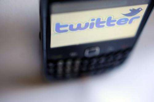 A recent survey found one in seven Americans who go online use Twitter and eight percent do so every day