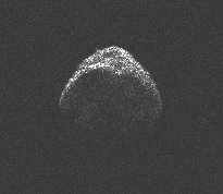 Arecibo Observatory finds asteroid 2012 LZ1 to be twice as big as first believed