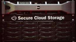 "A ""Secure Cloud Storage"" drive"