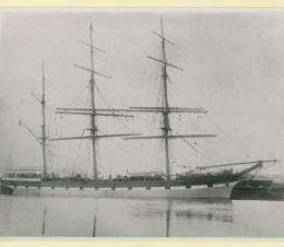 A step towards solving a maritime mystery