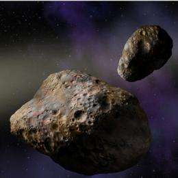 Asteroids: The new 'It mission' for space exploration